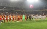 B.Yeni Malatyaspor Galatasaray'ı Güldürmedi: 1-1