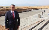 Kuru Kayısı Lisanslı Deponun inşaatına başlandı