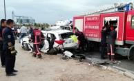 Malatya'da Feci Kaza: 2 ölü, 16 yaralı!