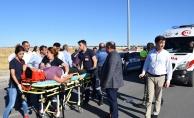Malatya'da halk otobüsü devrildi: En az 25 yaralı