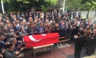 Akçadağ eski belediye başkanı Koşar toprağa verildi...