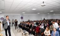 Başkan Gürkan gençlerle bir araya geldi