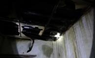 Evde çıkan yangın korku dolu anlar yaşattı!