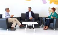 Fuat Kozluklu ve Ramazan Özdemir'den ERTV'ye samimi açıklamalar