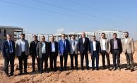 Kuru Kayısı Lisanslı Depoculuk inşaatı Mart'ta bitiyor!
