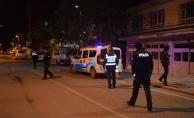 Malatya'da park halindeki araçlara silahlı saldırı!