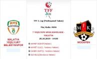 Malatya Yeşilyurt Belediyespor, kritik maçta 3 puanı hedefliyor