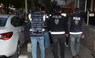 Malatya'da 788 polisle dev uygulama...