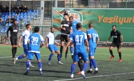 Yeşilyurt Belediyespor 1 puanı son dakikada aldı