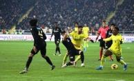 Zorlu mücadeleden gol sesi çıkmadı: Yeni Malatyaspor: 0 - Fenerbahçe: 0!