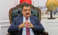 Başkan Gürkan'dan örnek davranış...