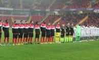 BYMS Gaziantep'ten 1 puan çıkardı: 1-1