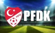 BYMS ve Adis Jahovic PFDK'ya sevk edildi