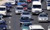 İstatistikler açıklandı: Bölgede en fazla araç Malatya'da!
