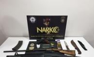 Polisten uyuşturucu operasyonu: Çok sayıda gözaltı!