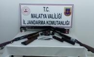 Silah kaçakçılarına eş zamanlı operasyon: 2 gözaltı!