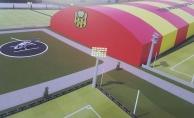 Futbol Köyü projesinde neler oluyor?