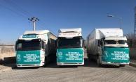 İstanbul Ticaret Odası'nın 20 tır ihtiyaç malzemesi Malatya'ya ulaştı!