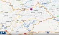 Malatya'da 4.9 şiddetinde deprem