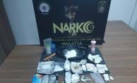 Malatya'da uyuşturucudan 7 tutuklama!