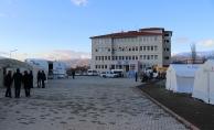Malatya'daki depremzedeler konteyner kent istiyor!