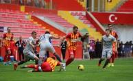 B. Yeni Malatyaspor Kayseri'de de başaramadı: 2-1!