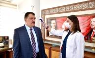 Malatya Büyükşehir Belediyesi korona virüs önlemini arttırdı!