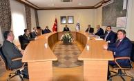 Malatya'da il Pandemi kurulu toplandı