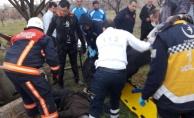 Malatya'da su kuyusuna düşen yaşlı adam hayatını kaybetti