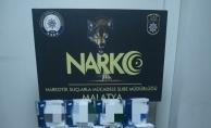 Malatya'da uyuşturucu tacirlerine operasyon!