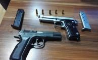 Malatya'da uyuşturucu ve silahtan 3 tutuklama!