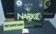 Malatya'da uyuşturucudan 2 tutuklama!