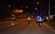 Çöşnük Kavşağı'nda kaza: 1 kişi yaralandı!