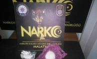 Malatya'da uyuşturucu operasyonu: 1 tutuklama!