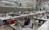Malatya'da günde 2 milyon adet maske üretiliyor!