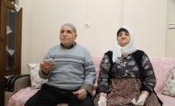 Malatyalı yaşlı çiftten duygulandıran bağış