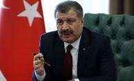 Bakan Koca'dan flaş açıklama! Türkiye'de koronavirüsten ölüm oranı...