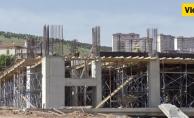 Battalgazi Devlet Hastanesi inşaatı yükseliyor