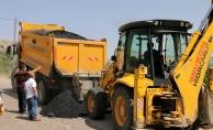 Hekimhan'sa asfalt çalışmaları hız kazandı