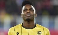 Bifouma, Yeni Malatyaspor'dan ayrıldığını duyurdu