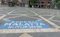 Malatya'da kısıtlama sonrası sokaklar boş kaldı