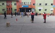 Malatya'da korona virüs önlemleri altında LGS sınavı