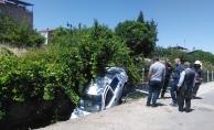 Aynı bölgede yaşanan kazalar mahalleliyi tedirgin ediyor!