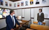 Başkan Gürkan Kemal Sunal'ı unutmadı