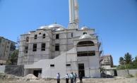 Battalgazi Alacakapı merkez cami ibadete açılmayı bekliyor