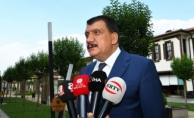 Gürkan'dan yeni adliye binası açıklaması