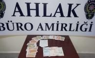 Malatya'da fuhuş ve kumar operasyonu! İdari işlem yapıldı!
