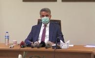 Vali Baruş açıkladı! İşte Malatya'daki Koronavirüs vaka sayısı!
