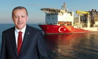 """Cumhurbaşkanı Erdoğan müjdeyi açıkladı """"Karadeniz'de doğalgaz bulundu"""""""
