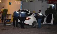 Kaza yapan sürücünün yaralı olduğu belirlendi! Aracından uyuşturucu çıktı!